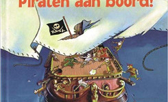 cover Piraten aan boord