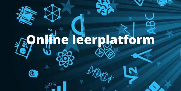 Online leerplatform