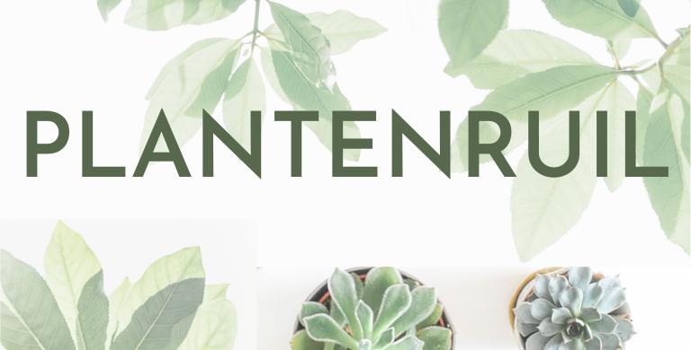 Plantenruil
