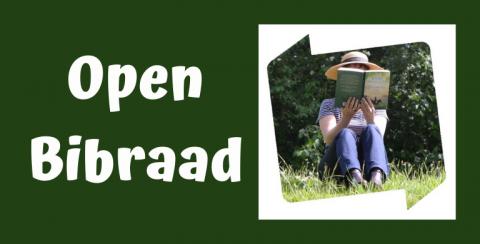 Open Bibraad 2020 uitnodiging