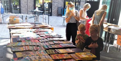 Boekenmarkt 2021